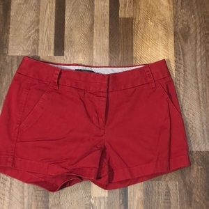 2 for $25 🌼 JCREW chino shorts